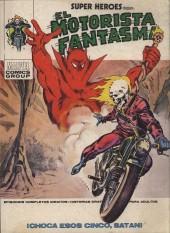 Super Heroes presenta (Vol. 1) -4- ¡Choca esos cinco, Satán!