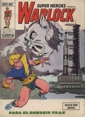 Super Heroes presenta (Vol. 1) -5- Pasa el Demonio Trax