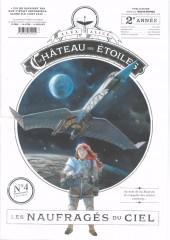 Le château des étoiles -4- Les Naufragés du ciel