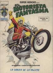 Super Heroes presenta (Vol. 1) -8- La Danza de la Muerte