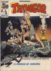 Super Heroes presenta (Vol. 1) -9- El Demonio de Zangabal