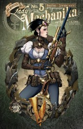 Lady Mechanika (2010) -5A- The Mystery of the Mechanical Corpse Chapter 5