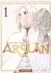 Arslân (The Heroic Legend of) -1- The Heroic Legend of Arslân - 1