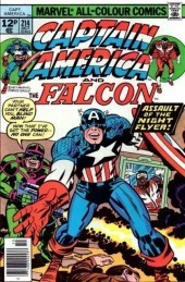 Captain America (1968) -214- Power