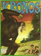 Kronos (Sagédition) -Rec01- Album N°1 (du n°2 au n°4)