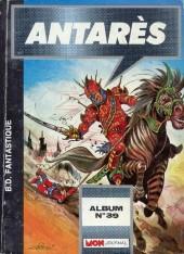 Antarès (Mon Journal) -Rec39- Album N°39 (du n°115 au n°117)