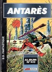 Antarès (Mon Journal) -Rec40- Album N°40 (du n°118 au n°120)