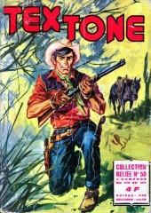 Tex-Tone -Rec50- Collection reliée N°50 (du n°374 au n°377)