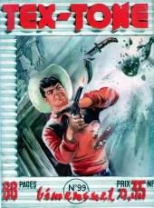 Tex-Tone -99- la cachette du seven-cree