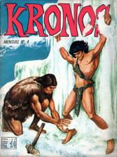 Kronos (Sagédition) -4- L'idole de glace