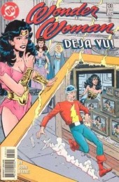 Wonder Woman (1987) -130- Unfamiliar friends
