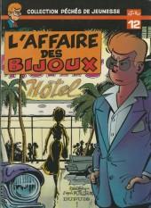 Félix (Tillieux, Éditions Michel Deligne puis Dupuis, en couleurs) -HSa84- L'affaire des bijoux