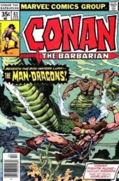 Conan the Barbarian Vol 1 (Marvel - 1970) -83- The dance of the skull!