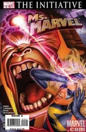 Ms. Marvel (2006) -15- Ready, A.I.M.; fire!, part 1
