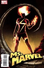 Ms. Marvel (2006) -24- Monster and marvel, part 4