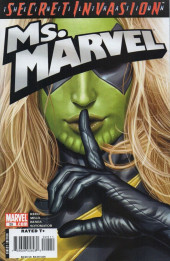 Ms. Marvel (2006) -25- The secret invasion