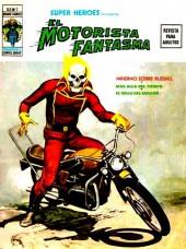 Super Heroes presenta (Vol. 2) -2- Infierno sobre ruedas