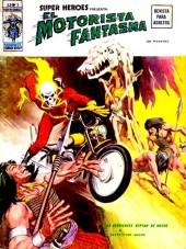 Super Heroes presenta (Vol. 2) -3- Las serpientes reptan de noche