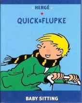 Quick et Flupke -6- (Casterman, Mini-récits) - Baby Sitting