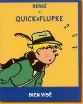 Quick et Flupke -6- (Casterman, Mini-récits) - Bien visé