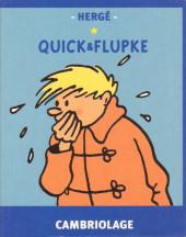 Quick et Flupke -6- (Casterman, Mini-récits) - Cambriolage