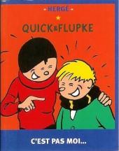 Quick et Flupke -6- (Casterman, Mini-récits) - C'est pas moi...