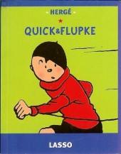 Quick et Flupke -6- (Casterman, Mini-récits) - Lasso