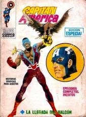 Capitán América (Vol. 1) -7- La llegada del Halcón