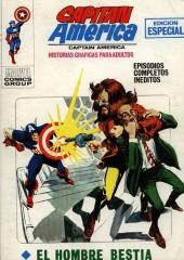 Capitán América (Vol. 1) -8- El hombre bestia