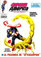 Capitán América (Vol. 1) -9- La picadura de