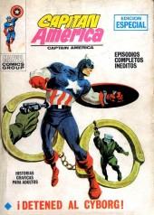 Capitán América (Vol. 1) -10- ¡Detened al Cyborg!