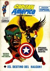 Capitán América (Vol. 1) -11- ¡El destino del Halcón!