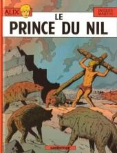 Alix -11b1987- Le prince du Nil