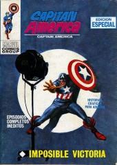 Capitán América (Vol. 1) -13- Imposible Victoria