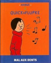 Quick et Flupke -6- (Casterman, Mini-récits) - Mal aux dents
