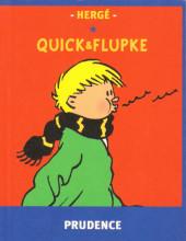 Quick et Flupke -6- (Casterman, Mini-récits) - Prudence