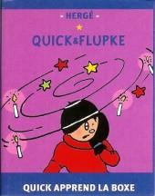 Quick et Flupke -6- (Casterman, Mini-récits) - Quick apprend la boxe