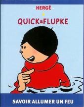 Quick et Flupke -6- (Casterman, Mini-récits) - Savoir allumer un feu