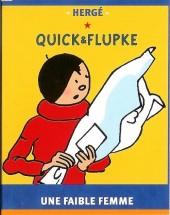 Quick et Flupke -6- (Casterman, Mini-récits) - Une faible femme