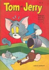 Tom et Jerry (Puis Tom & Jerry) (2e Série - Sage) -5- Un chat chasseur... chassé !