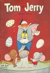 Tom et Jerry (Puis Tom & Jerry) (2e Série - Sage) -13- Quel entêté... ce tom!