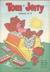 Tom et Jerry (Puis Tom & Jerry) (2e Série - Sage) -18- La pelote ensorcelée