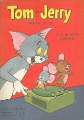 Tom et Jerry (Puis Tom & Jerry) (2e Série - Sage) -20- Pêcher à tout prix !