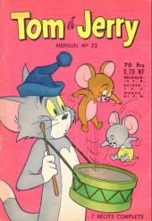 Tom et Jerry (Puis Tom & Jerry) (2e Série - Sage) -22- Arbre de Noël pas comme les autres