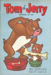 Tom et Jerry (Puis Tom & Jerry) (2e Série - Sage) -25- Les aventures de Tom
