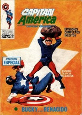 Capitán América (Vol. 1) -14- ¡Bucky... renacido!