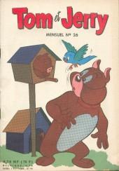 Tom et Jerry (Puis Tom & Jerry) (2e Série - Sage) -26- Alerte lion en liberté