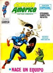 Capitán América (Vol. 1) -16- Nace un equipo