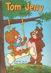 Tom et Jerry (Puis Tom & Jerry) (2e Série - Sage) -28- L'ami martien