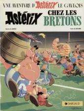 Astérix -8d1988- Astérix chez les Bretons
